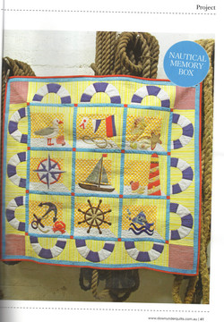 Down Under Quilts Issue 163, 2014