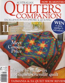 Aust. Quilters Companion 2006 #20