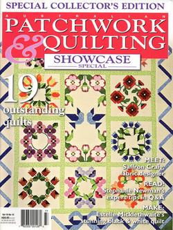 Aust. Patchwork & Quilting 2010 #10