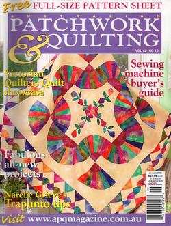 Patchwork & Quilting Jan 2005