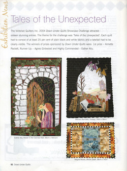 Down Under Quilts Annual 2005