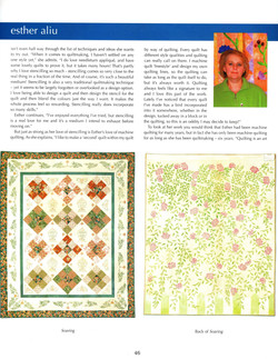 Aust. Quilters Companion 2007 #24