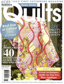 Down Under Quilts 2011 #146
