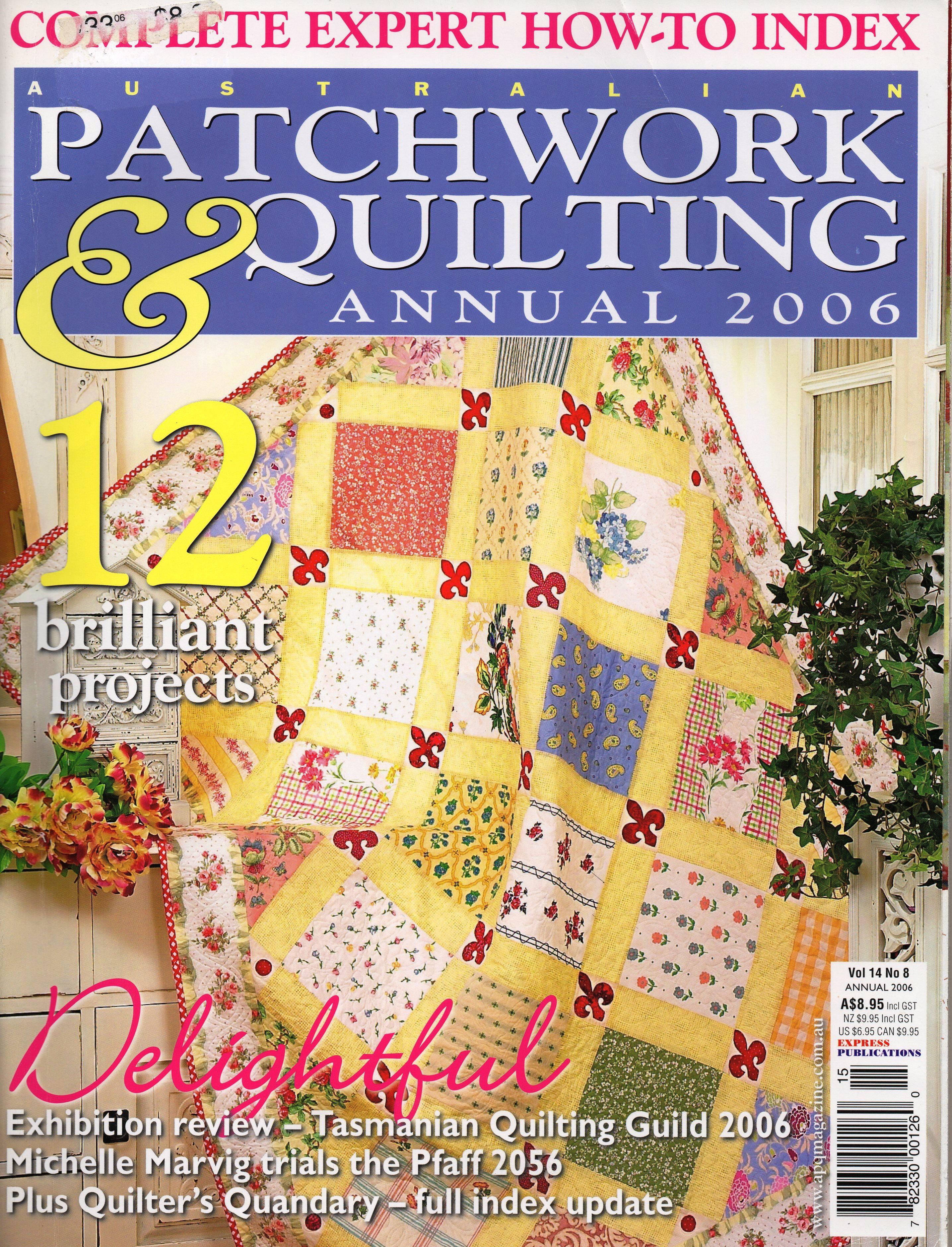 Aust. Patchwork & Quilting 2006