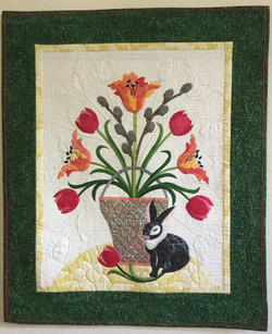 Easter Blessings Wall Hanging