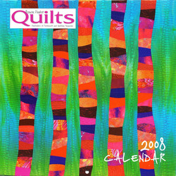 Down Under Quilts Calender 2008