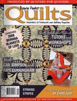 Down Under Quilts 2008 #121