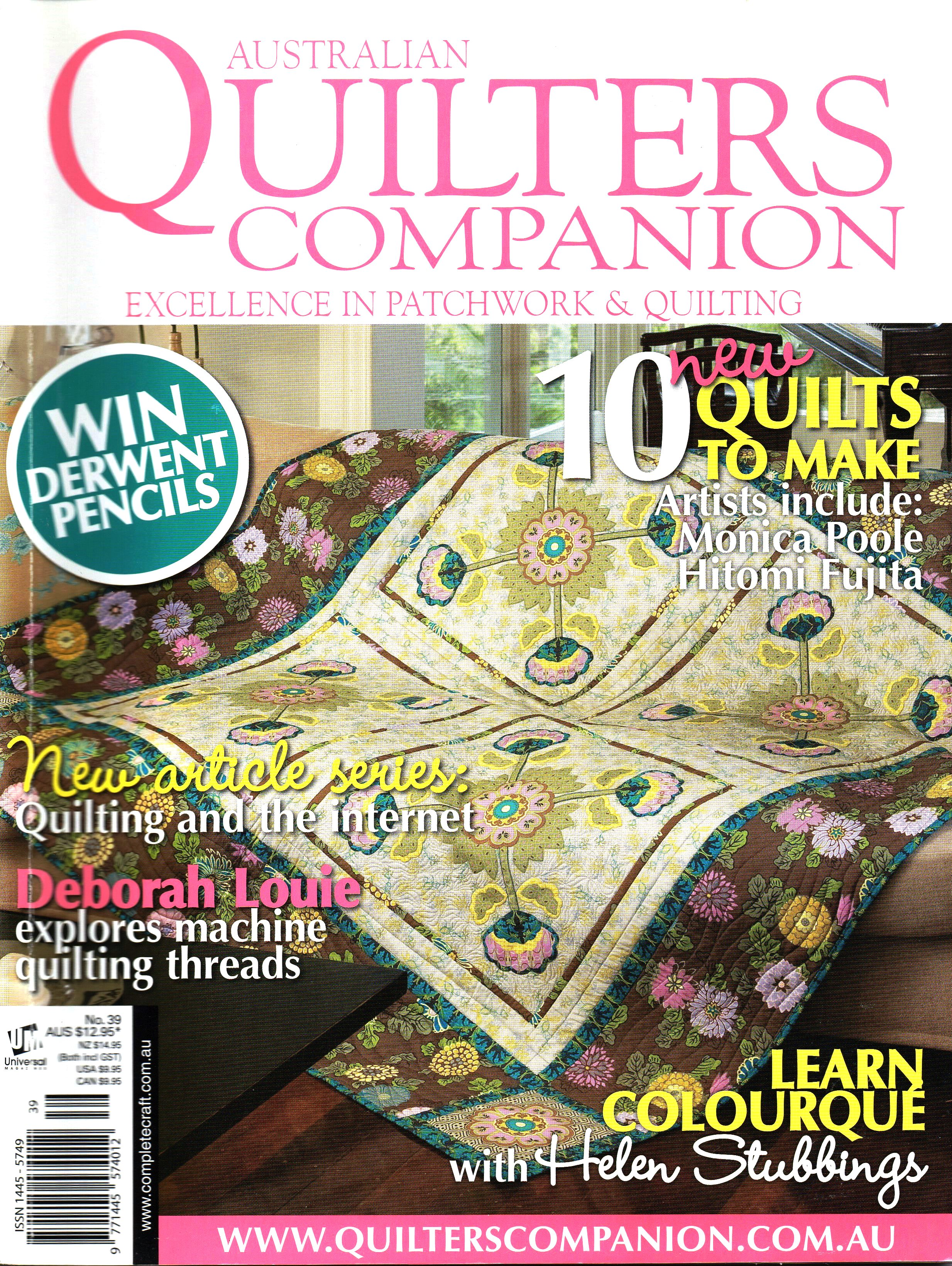 Quilters Companion 2009 #39