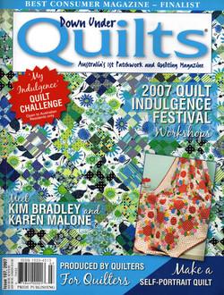 Down Under Quilts 2007 #107