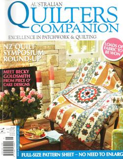 Aust Quilters Companion 2007 #25