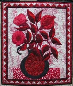Pomegranate Wall Hanging
