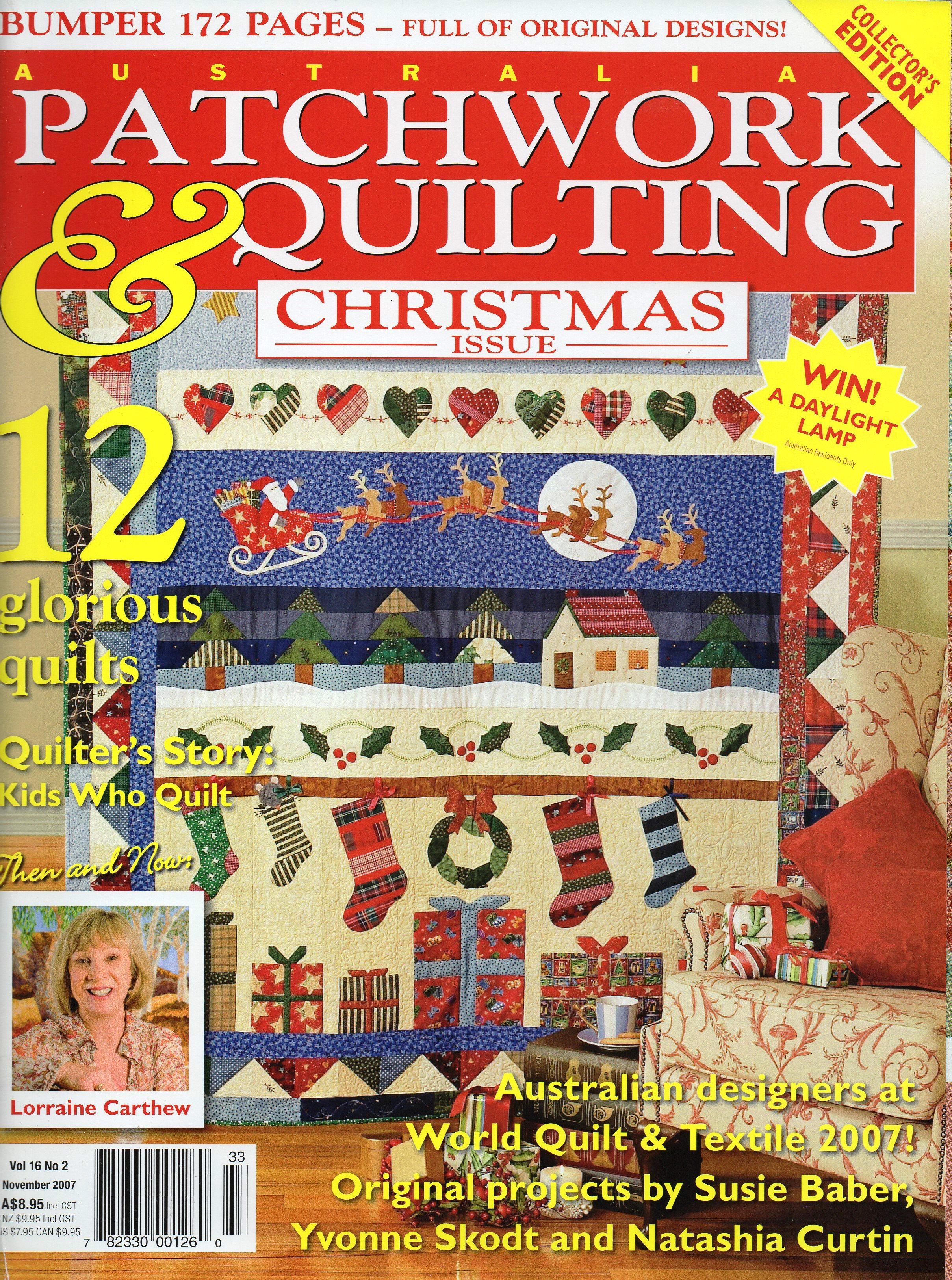 Aust. Patchwork & Quilting 2007