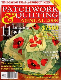 Aust. Patchwork & Quilting 2008 #12