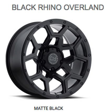 Black Rhino Overland