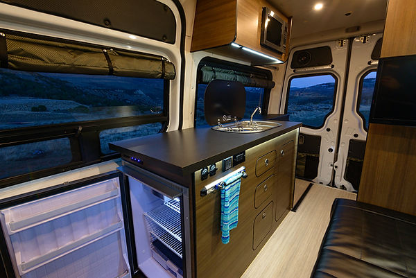 Adventure Van Colorado converting mercedes sprinter vans into the ultimate adventure camper van