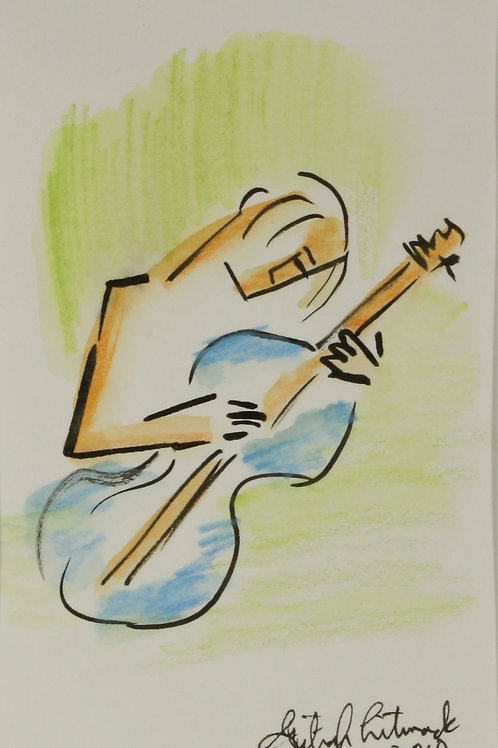 """Blue Strings"""