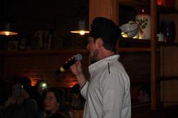 Chef cantante