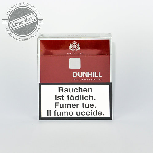 Dunhill international rouge