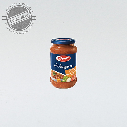Sauce barilla bolognese