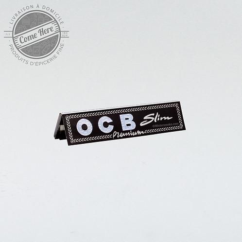 OCB slim noir