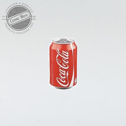 Coca canette