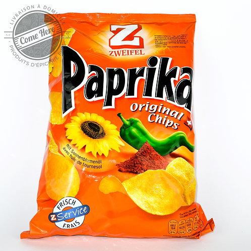 Zweifel Paprika 175gr