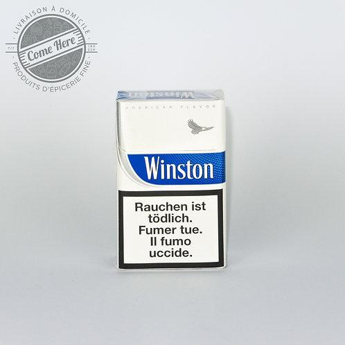 Winston bleu