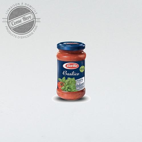 Sauce barilla basilico