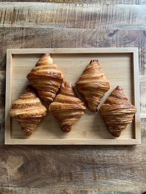 Pack 5 croissants - pur beurre