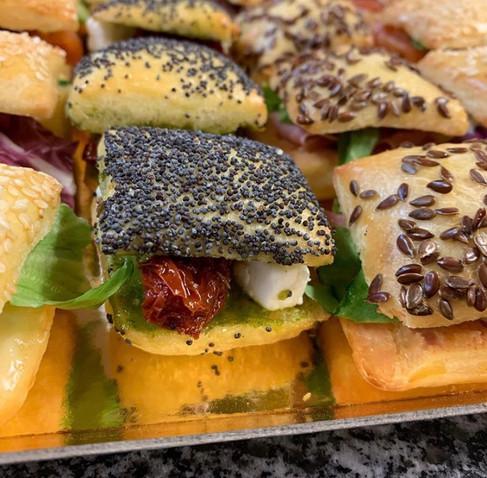 Sandwichs lunch