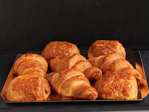 Pack 2 croissants / 2 pains chocolats