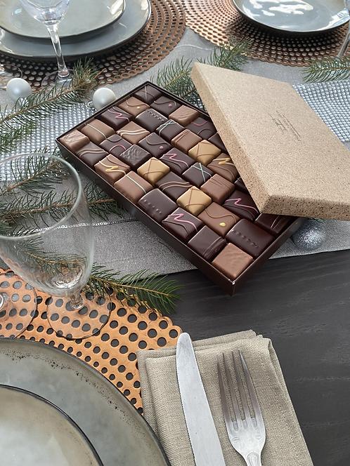 Coffrets de chocolats