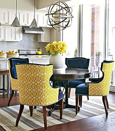 contemporary-dining-chairs-upholstered-incredible-modern-upholstered-dining-room-chairs-project-for-