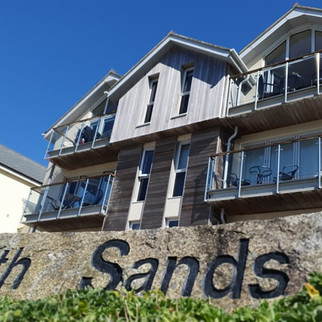 Porth Sands