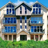 Porth Sands Apartment