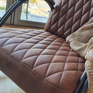 Cosy armchairs to watch the world go by
