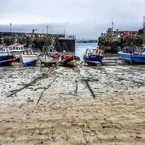 Newquay harbour