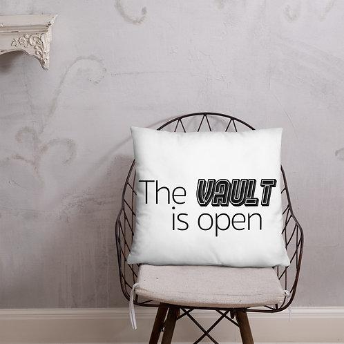 Vault Pillow