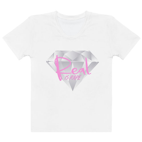 Real Is Rare Diamond Tee