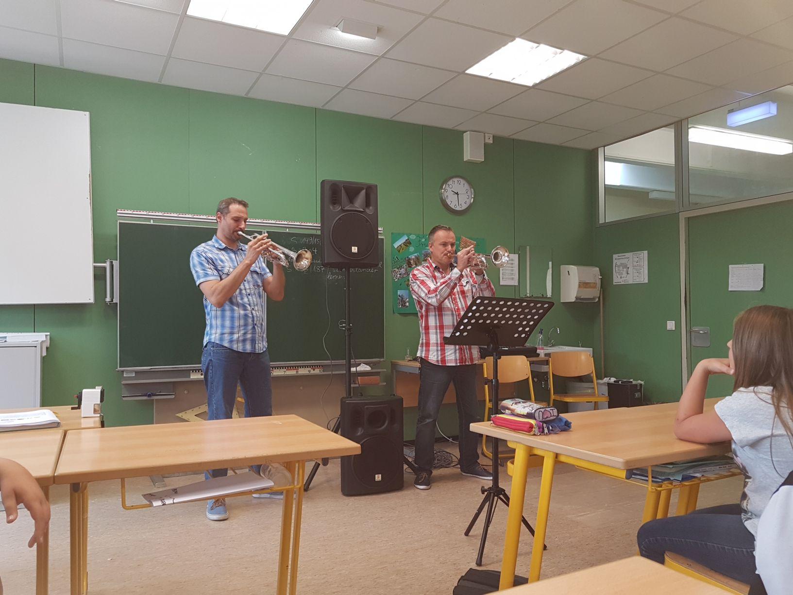 Trompeten sind toll! (1)