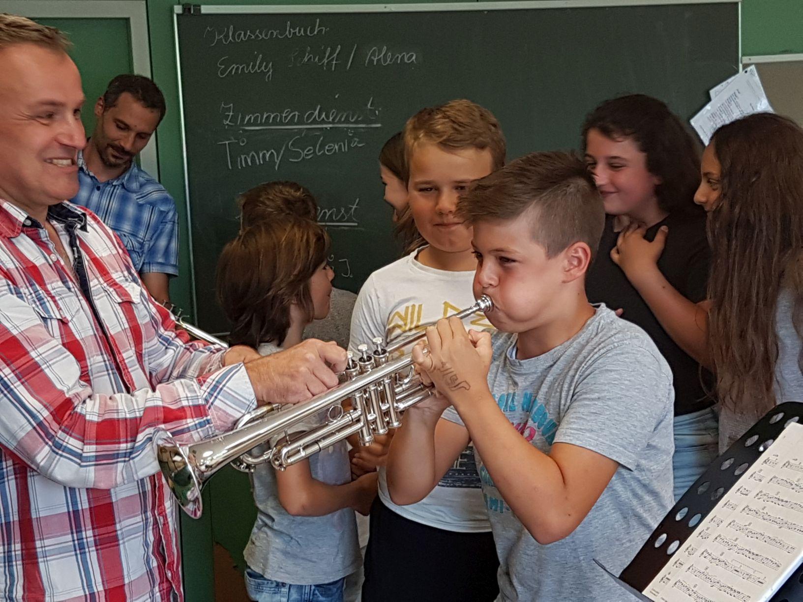 Trompeten sind toll! (5)