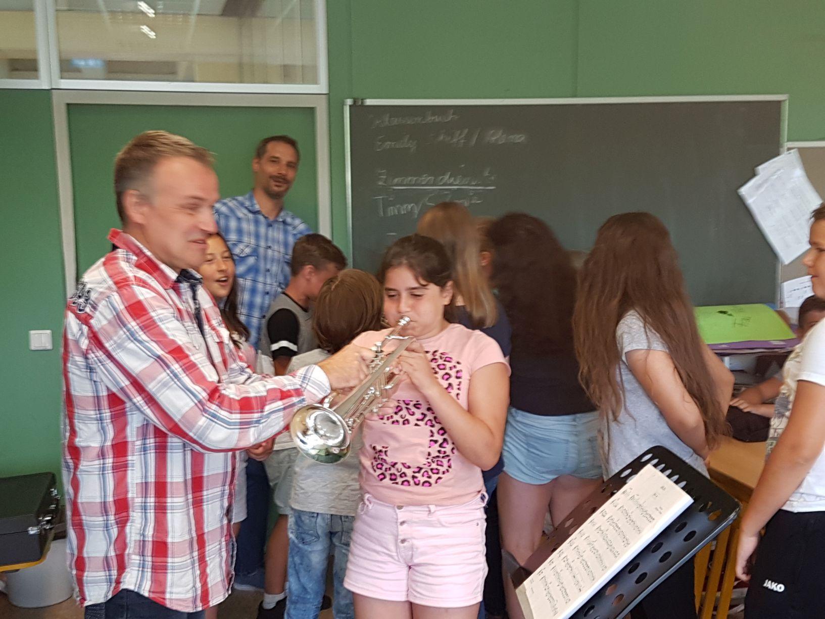 Trompeten sind toll! (6)