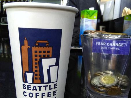 THE HUNGRY VEGAN (Seattle Coffee Company)