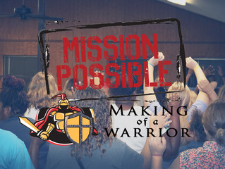 Fervent Fire Ministries Holds 4th Annual Mission Possible Youth Camp