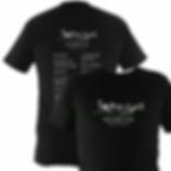 FolkonFootfrontroomfestivalt-shirtblack_