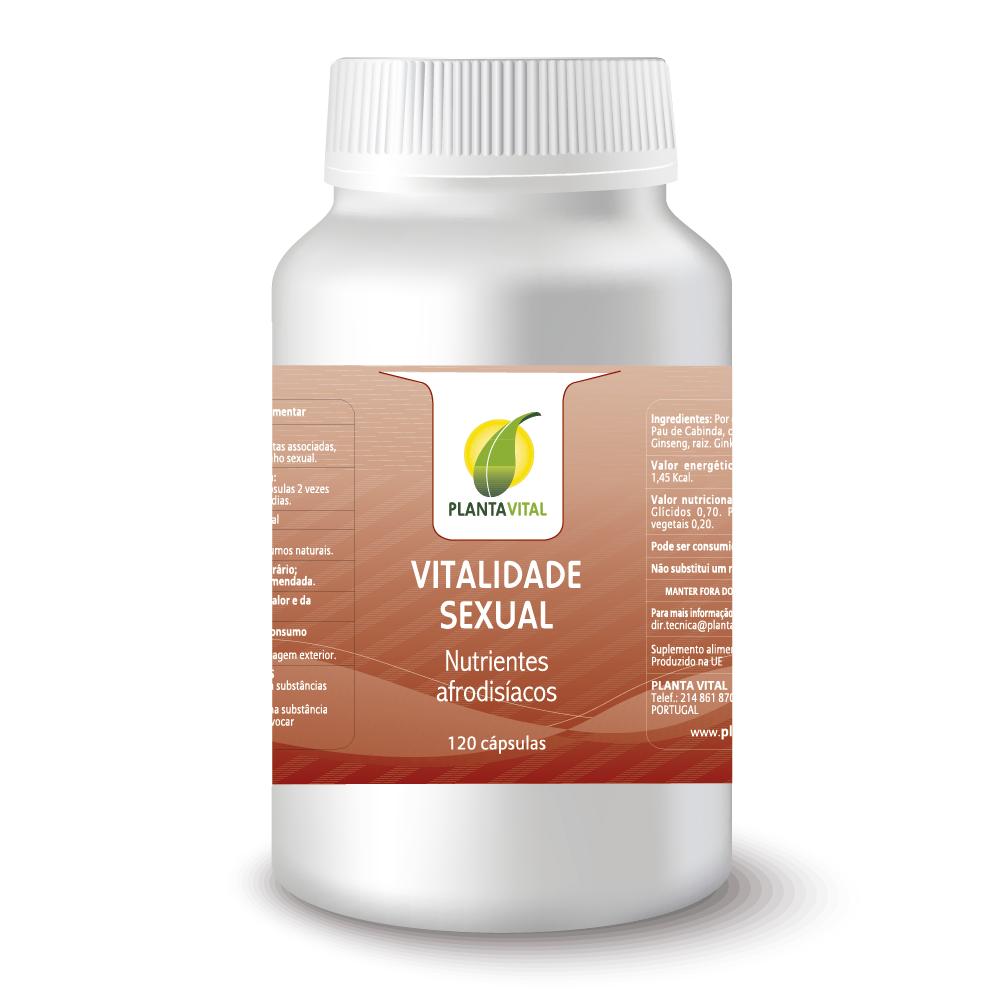 VITALIDADE SEXUAL Planta vital