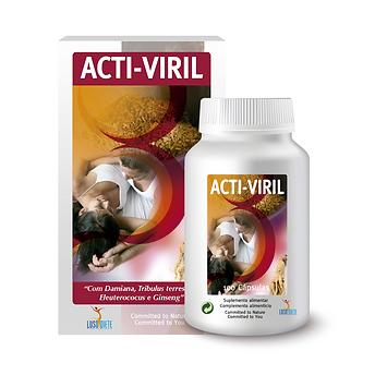 ACTI-VIRIL - Estimulante sexual