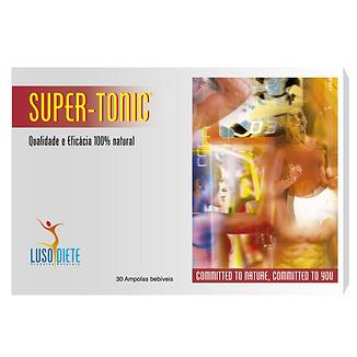 SUPER-TONIC - Tonico fisico | Lusodiee