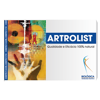 ARTROLIST - Articulações   Biológica