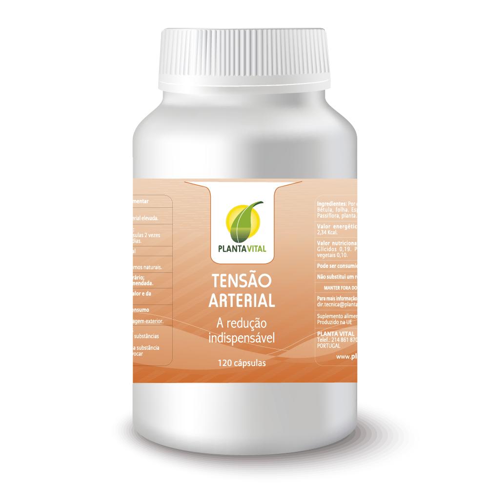 TENSAO ARTERIAL - Planta vital